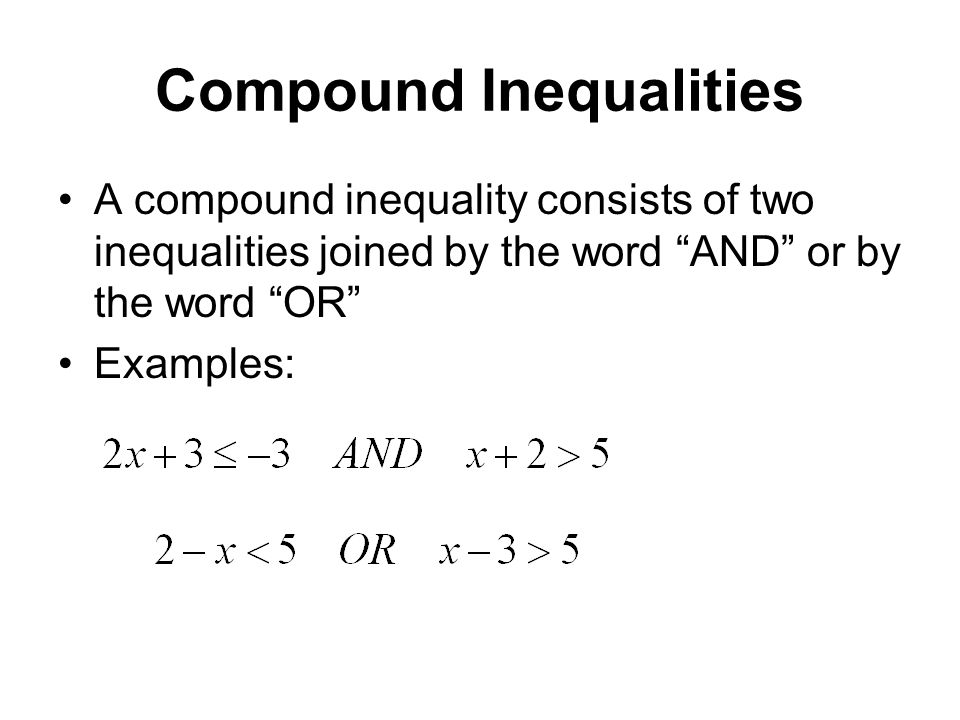 Compound Inequality Thinglink