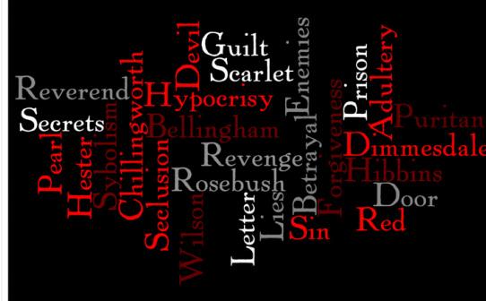 Scarlet Letter Revenge ThingLink