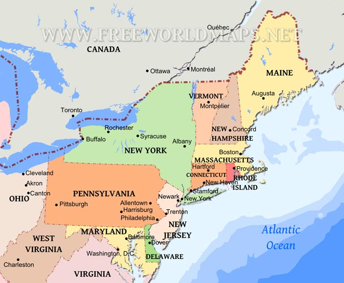 Nonprofits in the Northeast  ThingLink