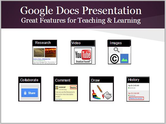 an interactive tutorial google presentation cool tools for