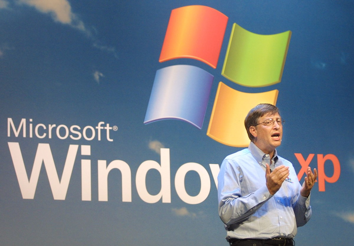 an analysis of the monopoly by bill gates and the microsoft corporation
