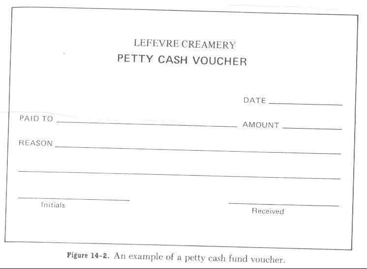 Petty Cash Log Petty Cash Template Xls Salon Accounting