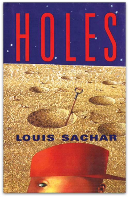 holes book summary
