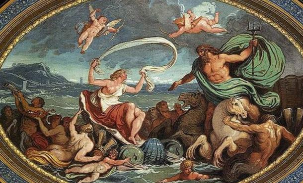 an analysis of the importance of folklore and the story of poseidon and amphitrite This post-1960s movement emphasized the importance of ideology reading for analysis this term refers to the position from which a story is being told.