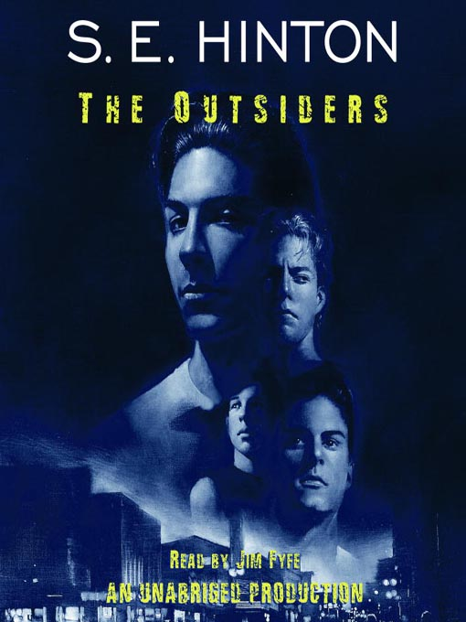 an analysis of the outsiders a book by se hinton Plugged in exists to shine a light on the world of popular the outsiders by se hinton has been reviewed by focus on the book reviews cover the content.