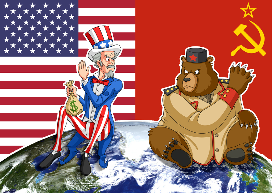 the role of america in the cold war The new qualitative improvements embodied in the last american arms spurt of the cold war made soviet military leaders nervous and helps explain why they were.