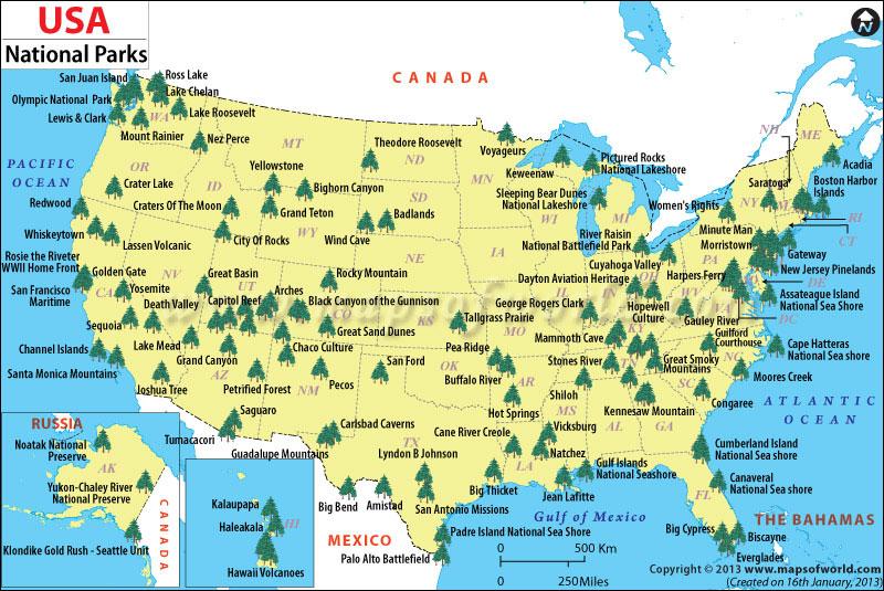Carlsbad Caverns Ethan Acadia Cassidy And Anya Deat - Usa width coast to coast