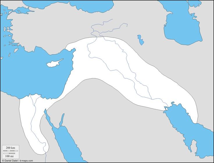Mediterranean Sea Black Sea Caspian Sea Red Sea Persi