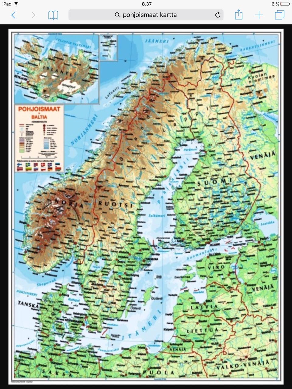 Joku Kartta