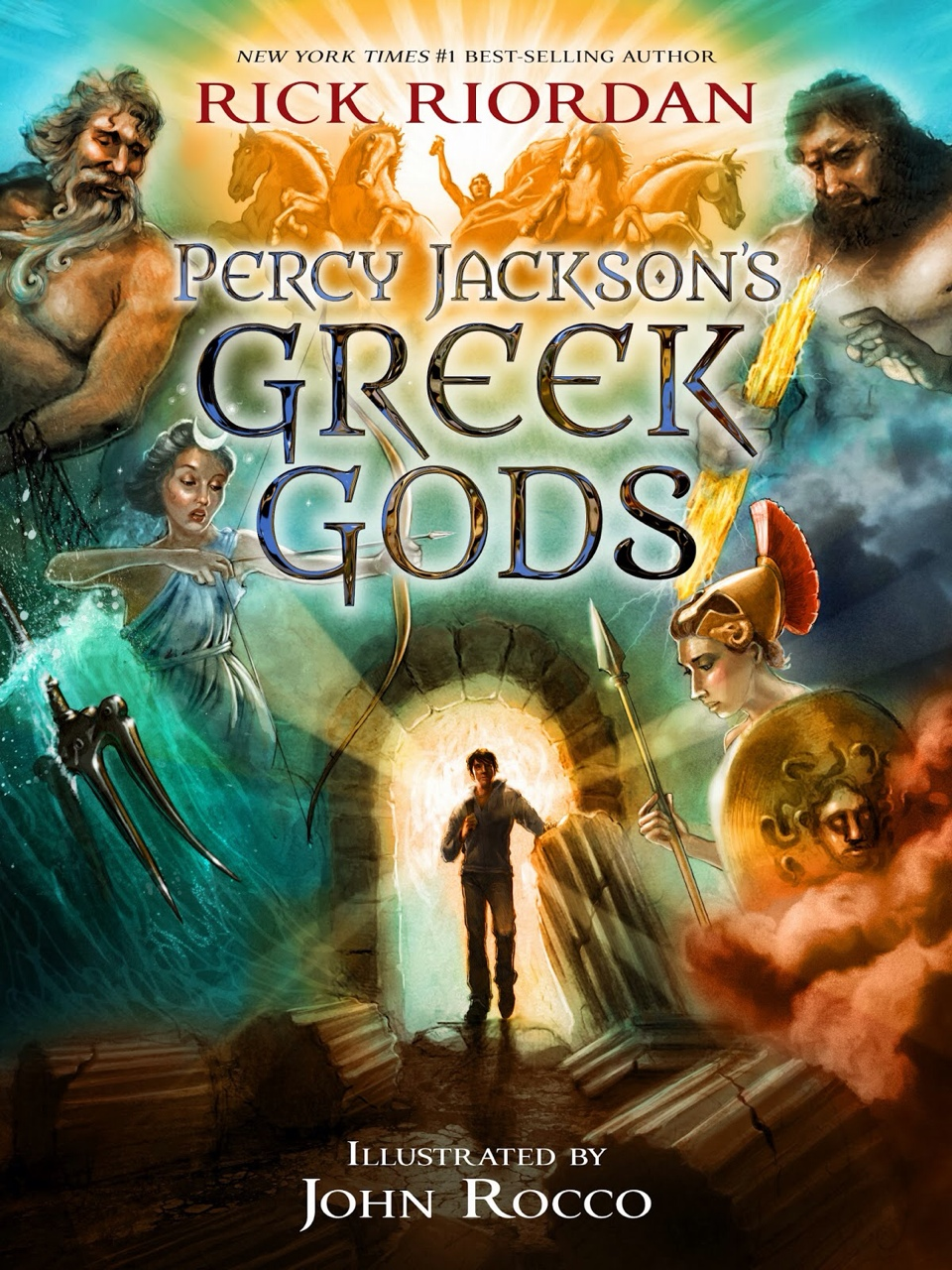 greek gods book report All reviews hot new books book reviews music reviews movie report abuse home all apollo essay (about the greek god) april 30, 2010 by.