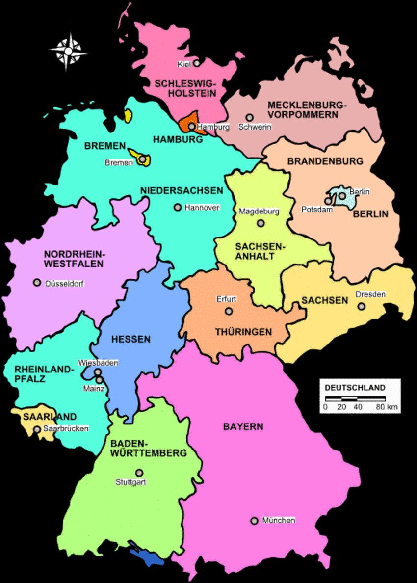 Ausbildung Inneneinrichter deutschland karte bundesländer fli