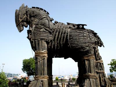 Trojan Horse - ThingLink