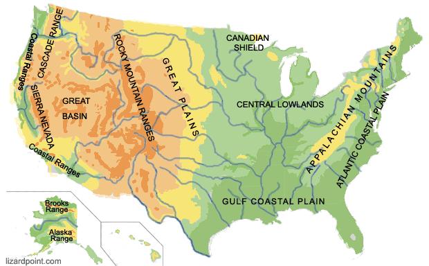 Mississippi River Rio Grande River Arkansas River ThingLink - Rio grande river world map