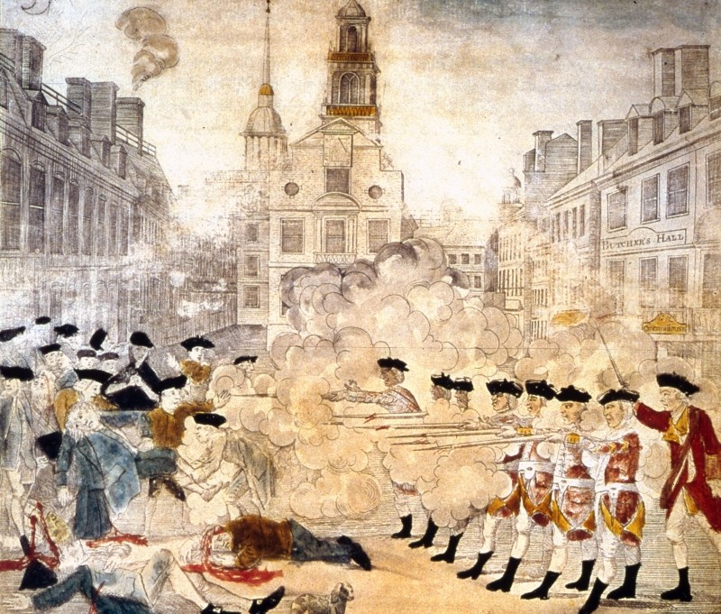 an analysis of the american revolution in the film liberty