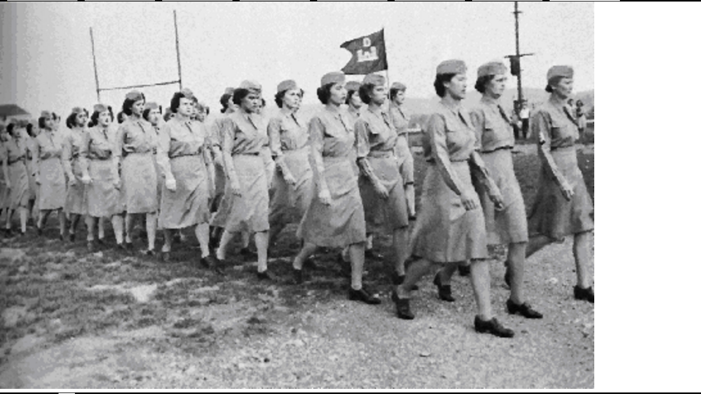 the role of women in the world war ii and their situation after the war World war ii | women's the us military during world war ii is a complex to leave the workplace and focus on their roles as wives and.