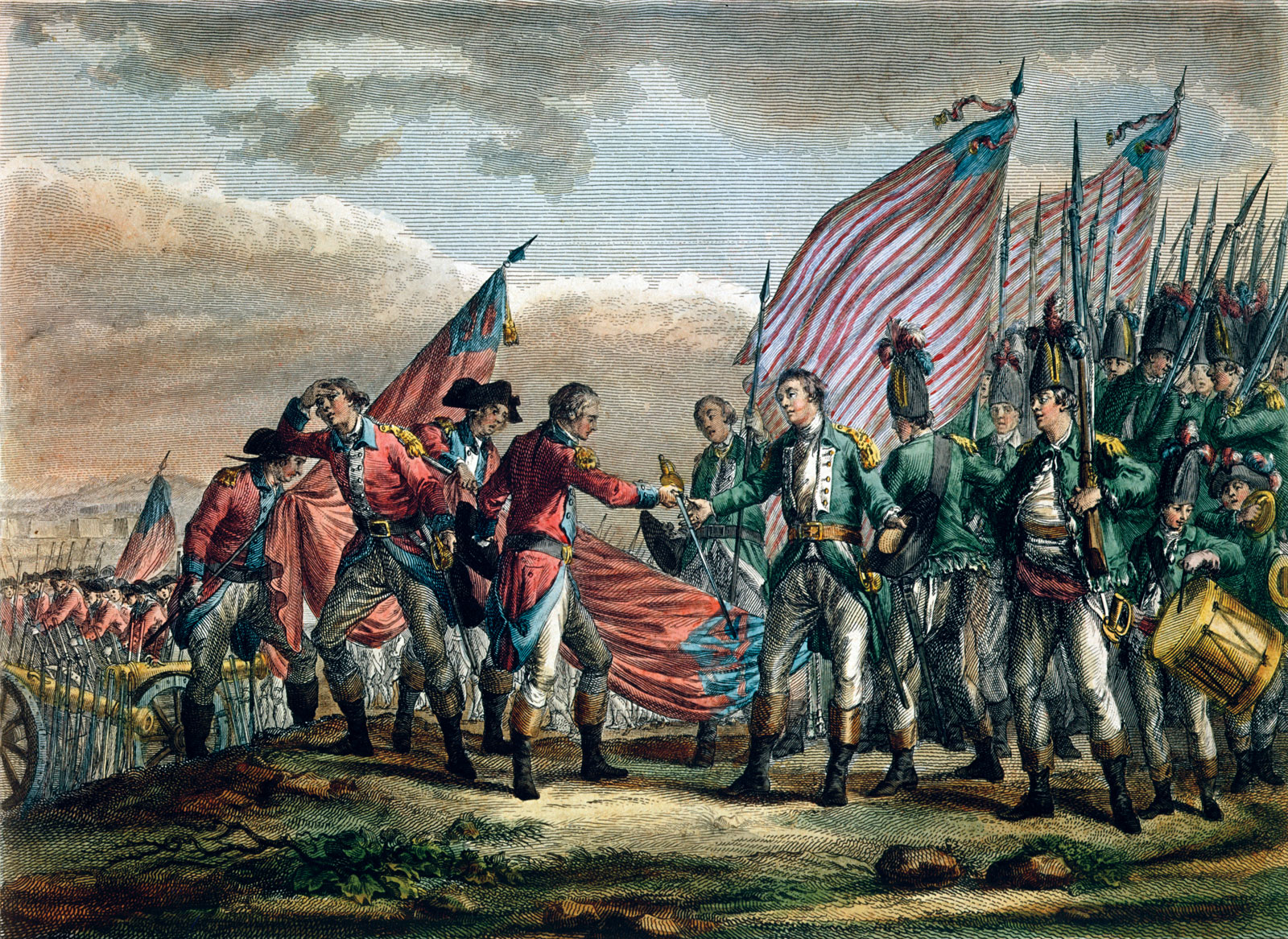 an analysis of revolutionary war battle of yorktown Yorktown video – 1:49 (tv-14) the siege at yorktown by 1780, the revolutionary war was raging in both the north and the south, and french forces had fully committed in the american effort to defeat the british.