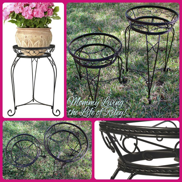 Review How Decorative Plant Stands Create A Beautiful
