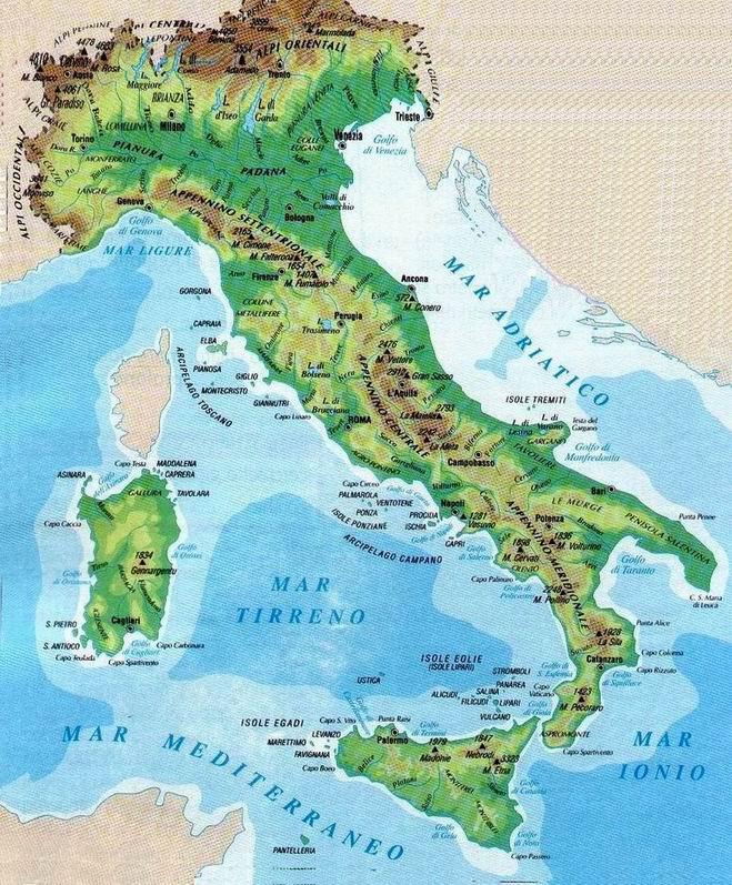 Cartina Dellitalia Alpi E Appennini.Copy Of Le Alpi E Gli Appennini Lessons Blendspace