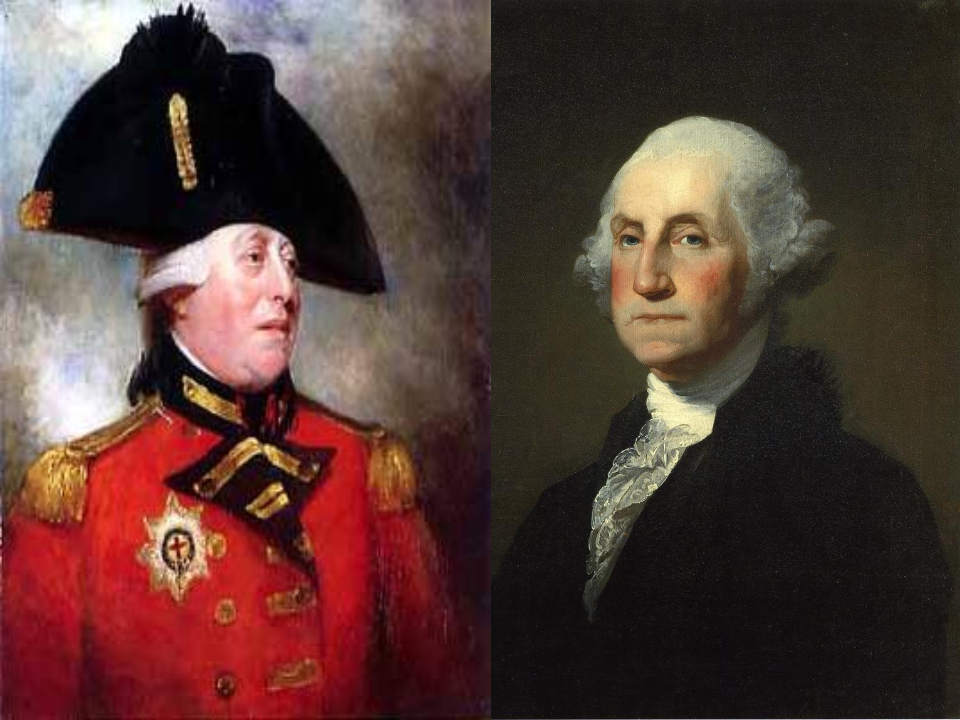 a comparison of alexander hamilton and george washington Quick answer the similarities between alexander hamilton and thomas jefferson are not many as both men had very different ideas for the united states however, both men were members of president george washington's cabinet.