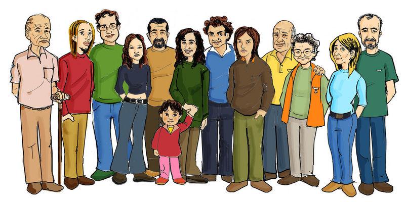 SENTIDO Y ESTRUCTURA DE LA FAMILIA  ThingLink