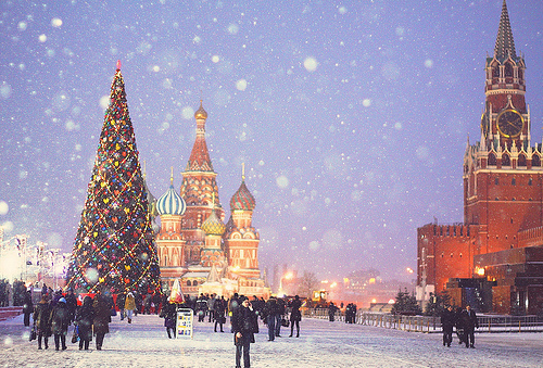 Christmas in Russia By: Jazmine Ford 6B - ThingLink