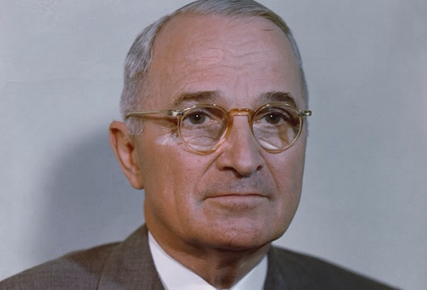 a short biography of the life and presidency of harry truman