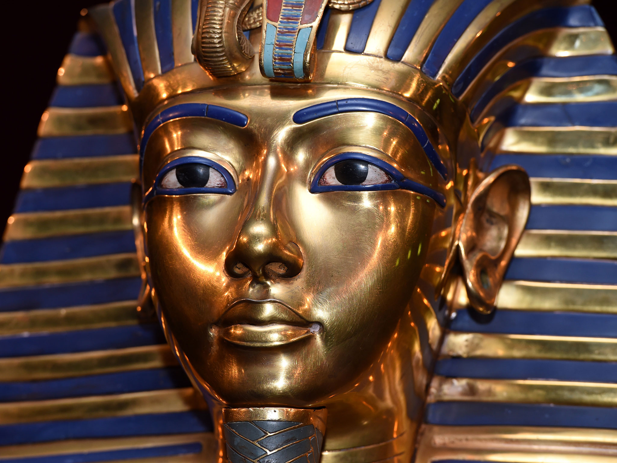 tutankhamen Tutankhamun (also known as tutankhamen and `king tut') is the most famous and instantly recognizable pharaoh in the modern world his golden sarcophagus is now a symbol almost synonymous with egypt.