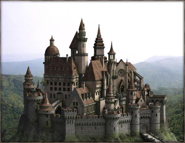 Webpaden en meer ridders en kastelen for Werkbladen ridders en kastelen