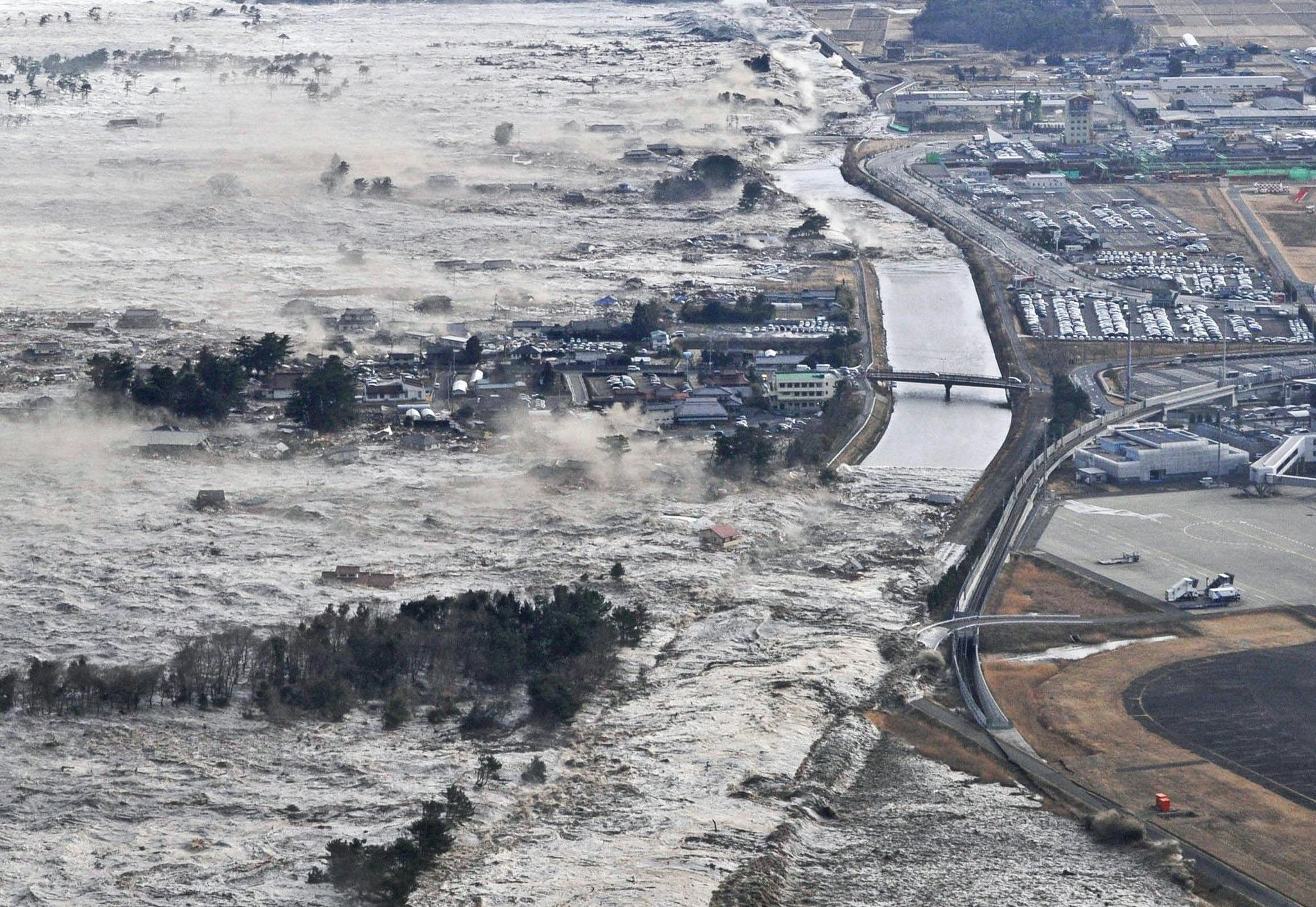 Natural Disasters In Japan - ThingLink