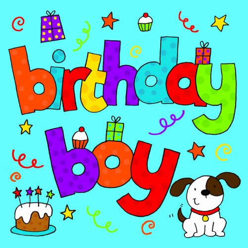 Boy Birthday Card ThingLink – Boy Birthday Cards