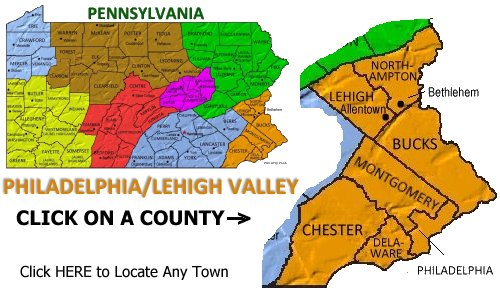 Lehigh Valley Zip Code Map.This Region Is The Philadelphia Lehigh Valley Region It