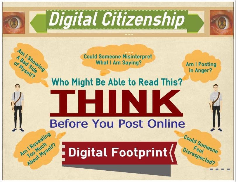 Common Craft Digital Footprint