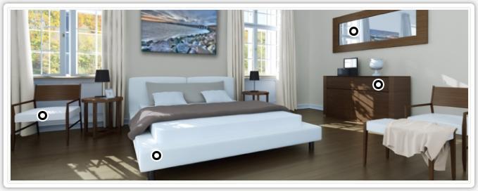 Schlafzimmer Möbel, Einrichtungsideen, Kaufberatung und Möbel-Shop