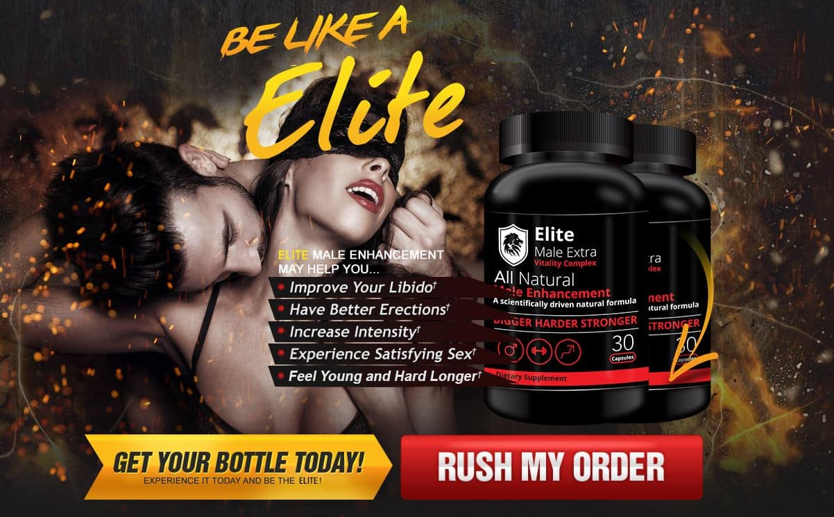 Elite Male Extra Vitality Complex Male Enhancement Review
