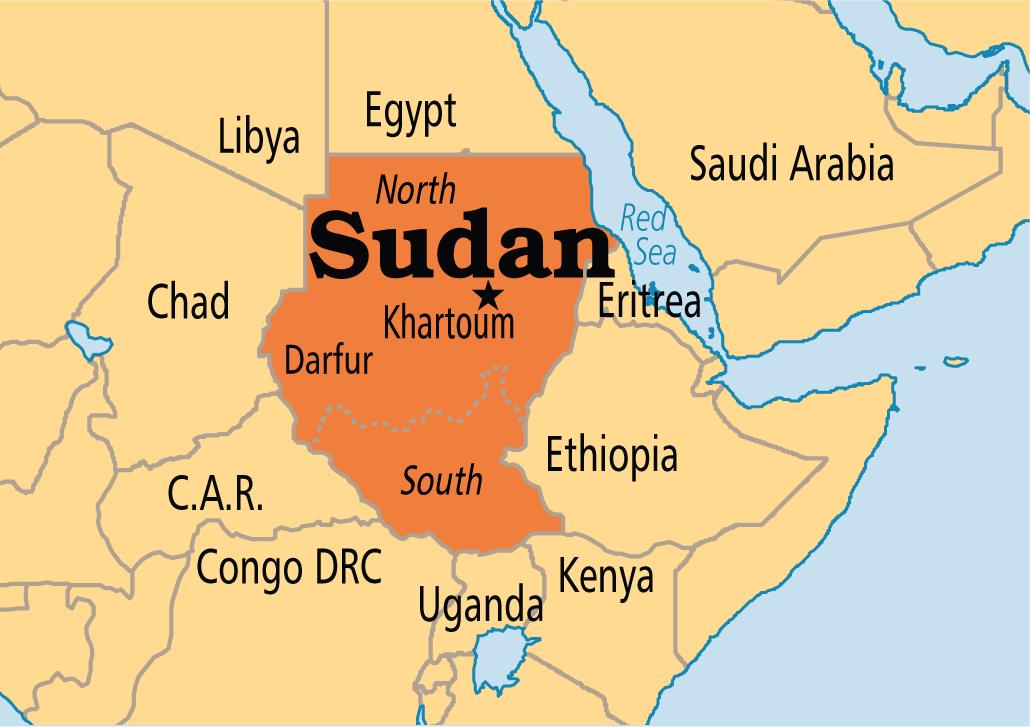 Southern sudanese civil war destroys sudan many people w southern sudanese civil war destroys sudan many people w sciox Images