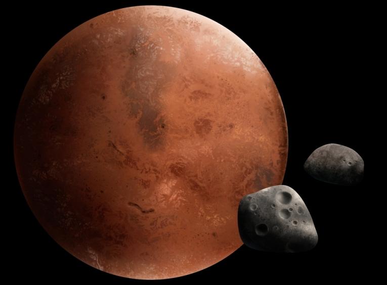 Mars By Ben Salumu by Ben Salumu.