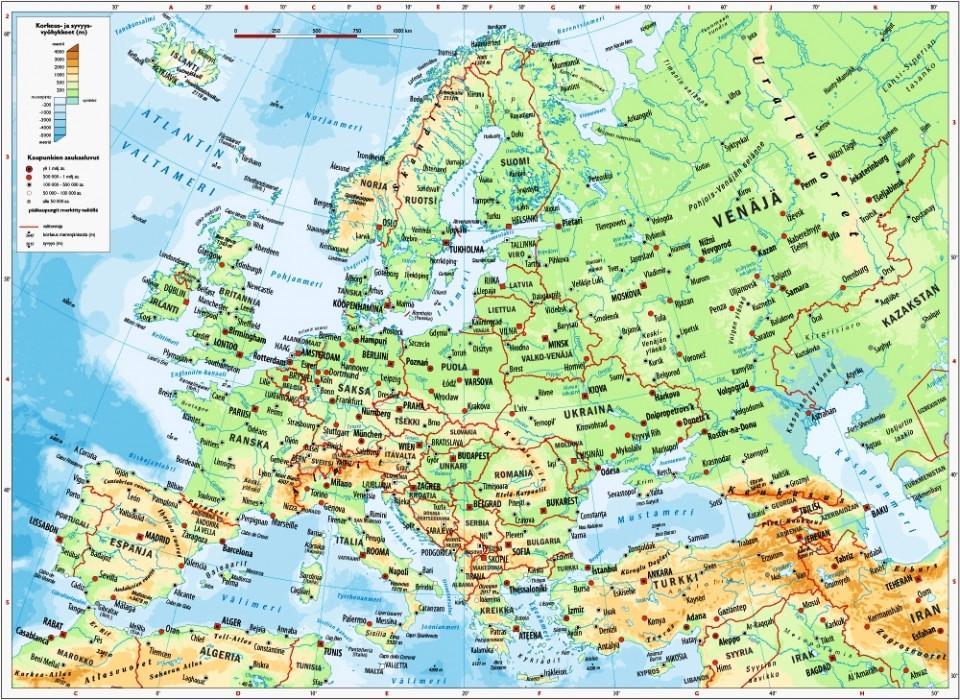 Euroopan Uutisia