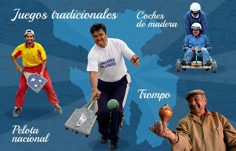 Juegos Tradicionales Quito