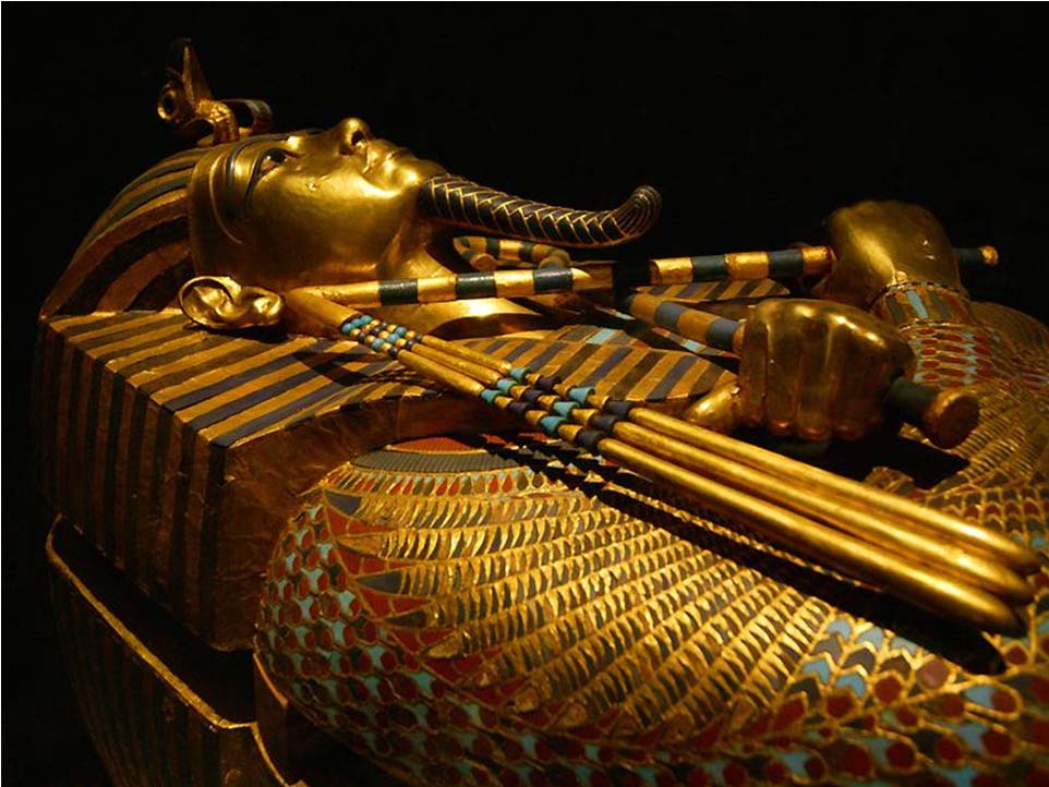 Mummification in Ancient Egypt - ThingLink
