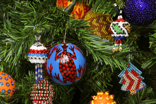 South African Christmas Traditions - ThingLink