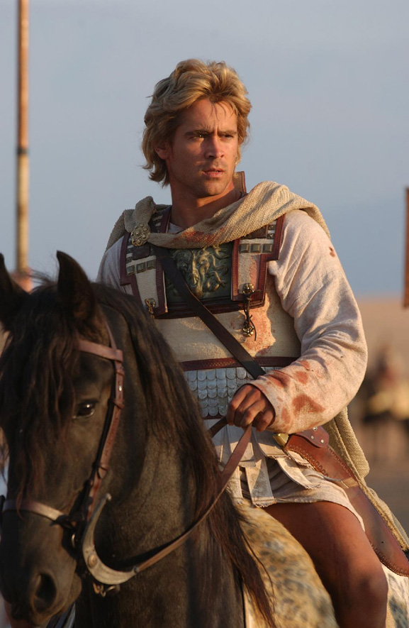an analysis of alexander the great a hollywood film