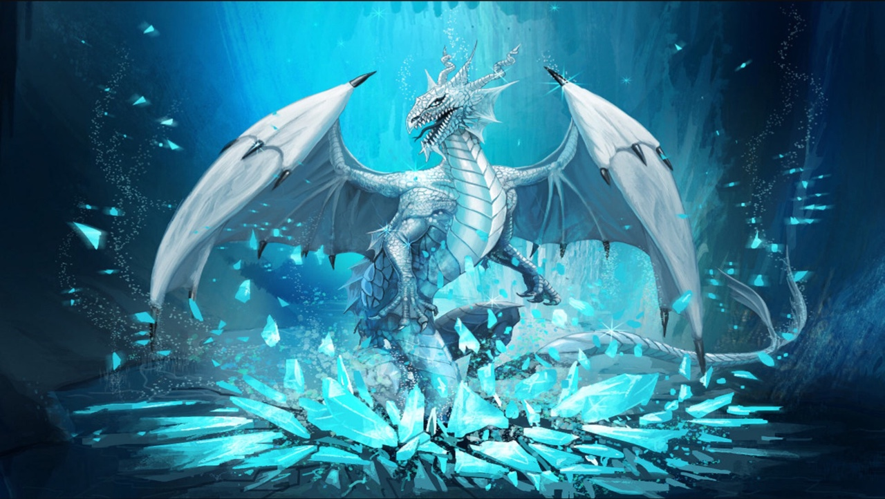 Ice dragon has facts - ThingLink