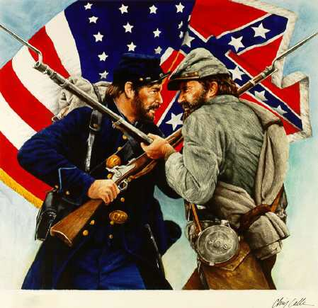 the civil war which lasted from The american civil war lasted four years, and evolved from what people thought would be a minor conflict into an very bloody ordeal learn about the chronology of the civil war.