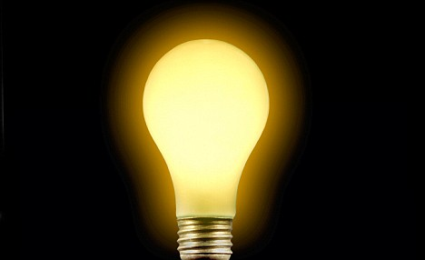 Thomas Edison made the light bulb - ThingLink:EditTouchShareFullscreen,Lighting