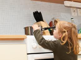 Where are her parents?, Kitchen hazards, (for example; fi ...