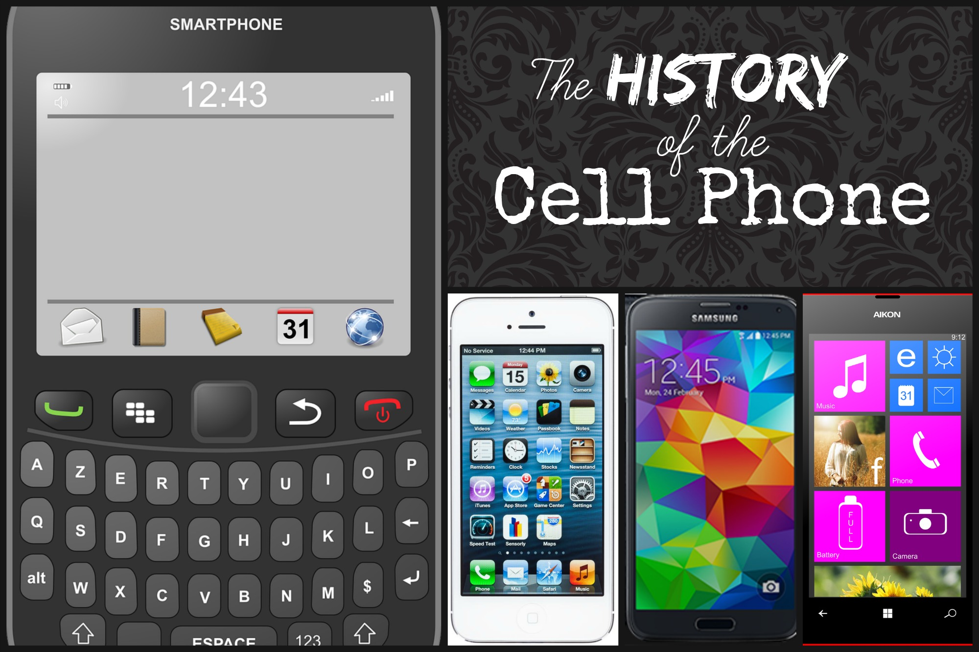 history of the cell phone A short history of the cell phone when was the first cell-phone call made who made it, and to whom when did cell phones get sleeker and smarter wsj's jason bellini has the short answer.