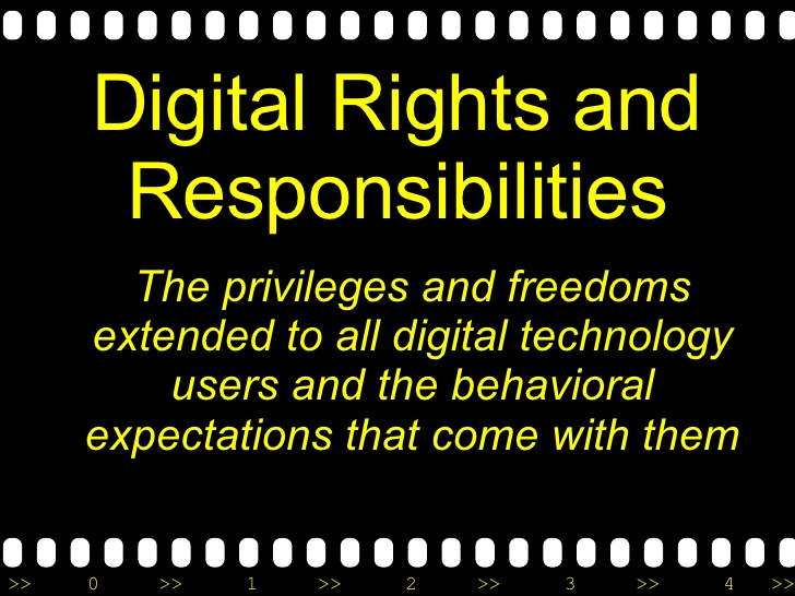 Digital Rights & Responsibilities - ThingLink