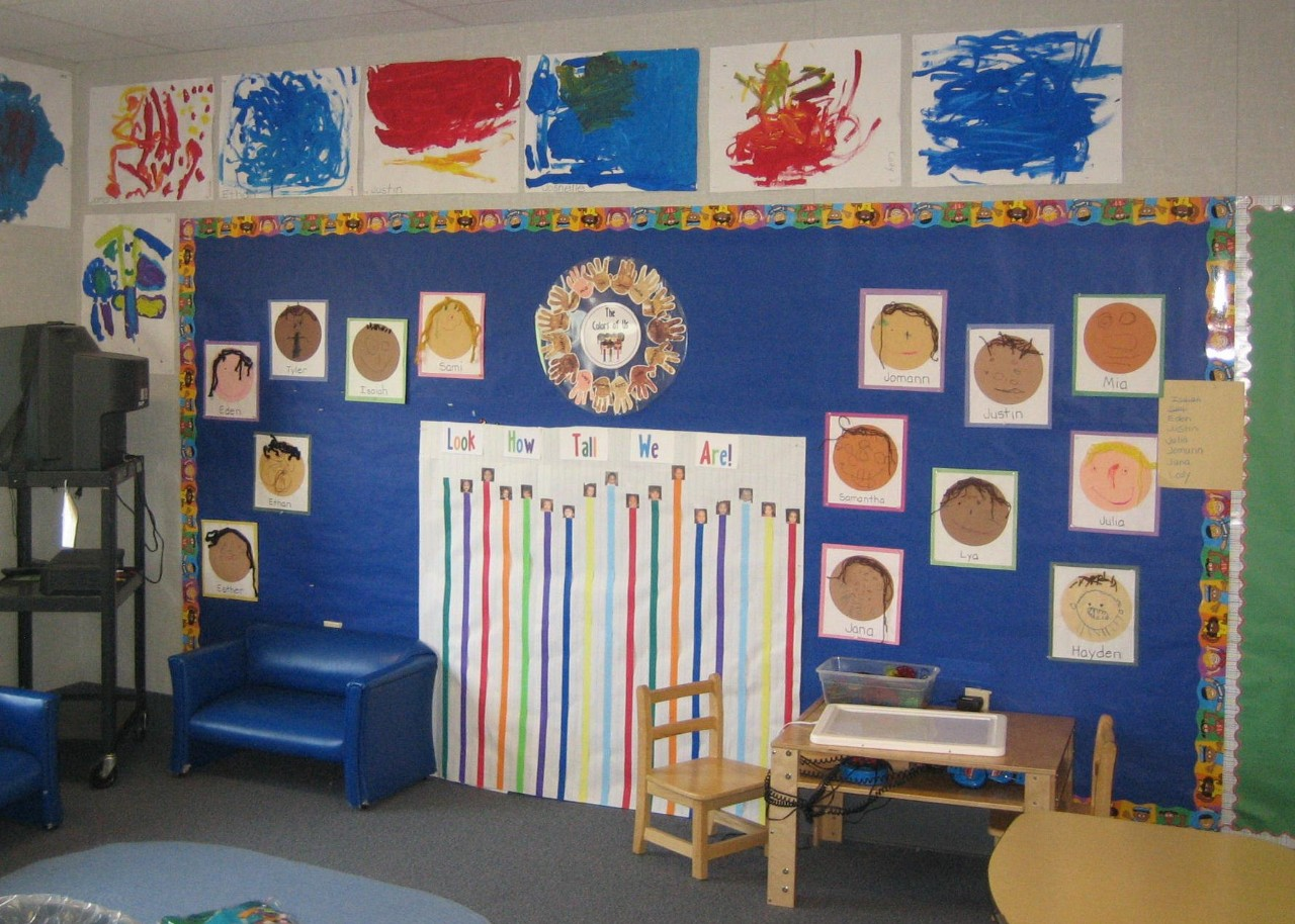 Classroom Ideas For Preschoolers ~ All about me in preschool teaching the little people