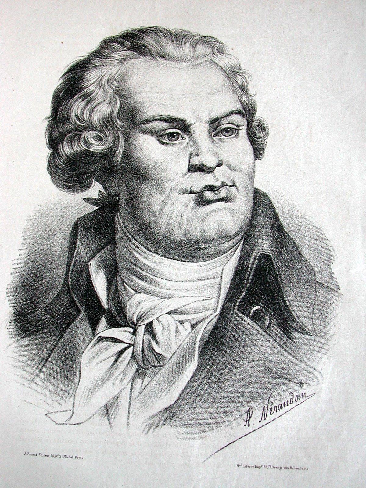 Georges Danton george danton