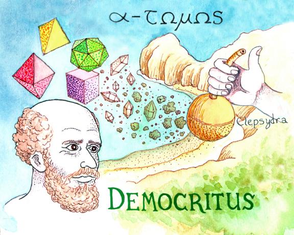 Democritus atomic theory thinglink democritus atomic theory ccuart Gallery